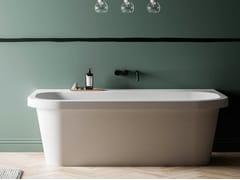 Vasca da bagno ovale in BluStoneTROCADERO - KAROL ITALIA