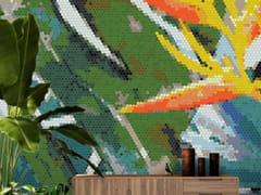 Mosaico in vetro riciclatoTROPICAL - TRUFLE MOZAIKI