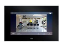 """Terminale touch screen da 7"""" con connessione Wi-FiTS7 WI-FI - CAME"""