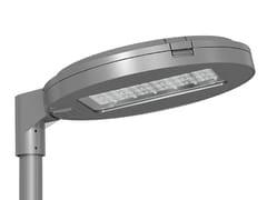 Lampione stradale a LED in alluminioTSANA X - GHM-ECLATEC