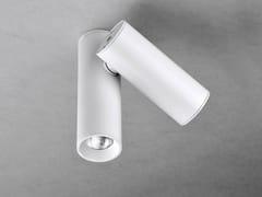 Faretto a LED orientabile in acciaio inox con dimmer TUB LED 6509 - Tub Led