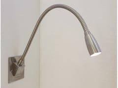 Lampada da lettura a LED in acciaio inoxTULIP | Lampada da lettura - BRILLAMENTI BY HI PROJECT