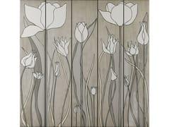 Rivestimento in ceramica per interni TULIPANI 3 -