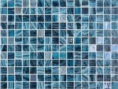 Mosaico in vetro per interni ed esterniTULUM IRIDIS - ONIX CERÁMICA