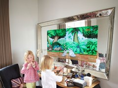 TV a specchio a LED HDTV A SPECCHIO 13 - XENIADESIGN©