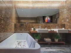 Xeniadesign©, TV A SPECCHIO 15 TV a specchio a LED HD per bagno