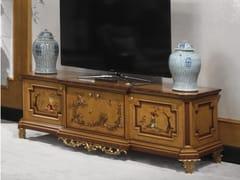Mobile TV basso in legno1300 | Mobile TV - BELLOTTI EZIO ARREDAMENTI