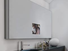 ARTELINEA, TV WINDOW Specchio rettangolare da parete