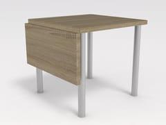 Tavolo pieghevole quadrato per contract TV03 | Tavolo - Zeus