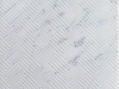 Pavimento/rivestimento in marmoTWIST CARRARA - TWS - TIPICAL WORLD STONE