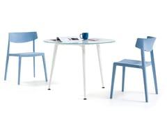 Tavolo da riunione rotondoTWIST | Tavolo da riunione rotondo - ACTIU