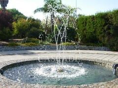 Ugello speciale per fontaneTWISTER - CASCADE