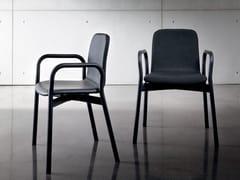 Sedia con braccioli TWO TONE | Sedia con braccioli - Two Tone