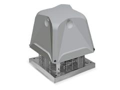 Aspiratore per uso industriale da tettoTXP - O.ERRE