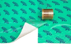 Materassino anticalpestio da sottomassetto TXT® Ecotex - Acustica