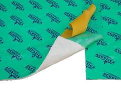Materassino anticalpestio da sottomassetto TXT® Ecotex Evo - Acustica
