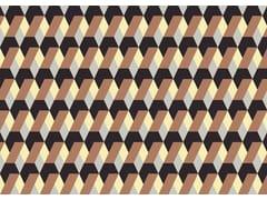Texturae, TYPE 2 Carta da parati a motivi geometrica
