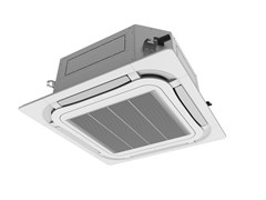 Climatizzatore mono-split a cassetta a soffitto commercialeU-MATCH 8 VIE | Climatizzatore mono-split a cassetta - ARGOCLIMA