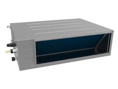 Climatizzatore mono-split canalizzabile commercialeU-MATCH HSP | Climatizzatore mono-split canalizzabile - ARGOCLIMA