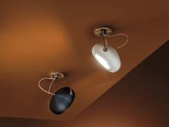 Faretto a LED in alluminio anodizzato a soffittoUFO SPOT - ALBUM ITALIA