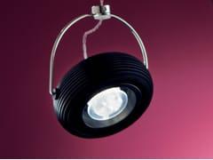 Faretto a LED orientabile in alluminio anodizzatoUFO | Faretto - ALBUM ITALIA