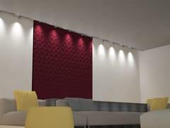 Cornice da incasso per controsoffitti con luce ledVeletta da incasso con sistema a binario - MAT&MAT - GROUP
