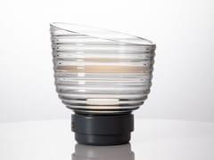 Lampada da tavolo a LED senza fili in vetro con dimmerULLA MINI - LI BRUCE