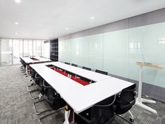 PANNELLI PER CONTROSOFFITTO ACUSTICOULTIMA+ FINESSE - ARMSTRONG CEILING SOLUTIONS