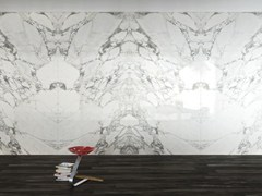 Pavimento/rivestimento effetto marmo ULTRA MARMI - ARABESCATO STATUARIO - ULTRA MARMI
