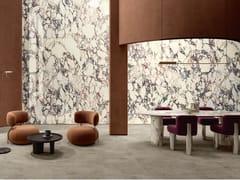 Pavimento/rivestimento in gres porcellanato effetto marmoULTRA MARMI - CALACATTA VIOLA - ARIOSTEA