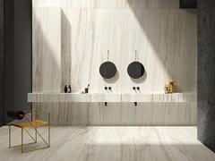 Pavimento/rivestimento in gres porcellanato effetto marmoULTRA MARMI - CREMO DELICATO - ARIOSTEA