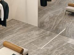 Pavimento/rivestimento in gres porcellanato effetto marmoULTRA MARMI - DAINO GRIGIO - ARIOSTEA
