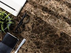 Pavimento/rivestimento in gres porcellanato effetto marmoULTRA MARMI - DARK EMPERADOR - ARIOSTEA