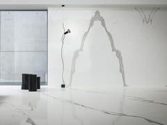 Pavimento/rivestimento in gres porcellanato effetto marmoULTRA MARMI - STATUARIO ULTRA - ARIOSTEA