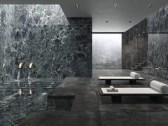 ARIOSTEA, ULTRA MARMI -  VERDE ST. DENIS Pavimento/rivestimento in gres porcellanato effetto marmo