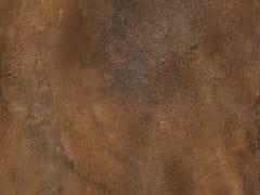 Pavimento/rivestimento in gres porcellanato effetto metalloULTRA METAL - COR-TEN - ARIOSTEA