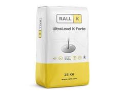 RALLK, ULTRALEVEL K FORTE Lisciatura autolivellante a veloce indurimento e resistenza