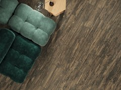 Pavimento/rivestimento in gres porcellanato a tutta massa effetto legnoULTRAMOD CLOUD - CERAMICHE KEOPE