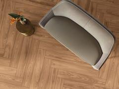 Pavimento/rivestimento in gres porcellanato a tutta massa effetto legnoULTRAMOD ROSE - CERAMICHE KEOPE
