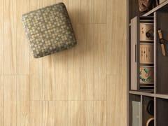 Pavimento/rivestimento in gres porcellanato a tutta massa effetto legnoULTRAMOD STRIPE - CERAMICHE KEOPE