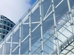 Pellicola per vetri a controllo solareULTRAVISION 80 - FOSTER T & C