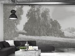Carta da parati gommata in fibra di vetro con paesaggiUN LUNGO VIAGGIO - TECNOGRAFICA