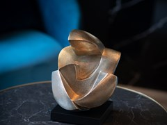 Scultura in bronzoUNCONDITIONAL LOVE XS POLISHED - GARDECO