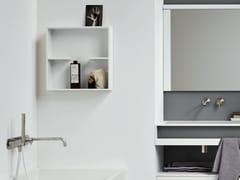 Mensola bagno in Corian® UNICO | Mensola bagno in Corian® - Unico