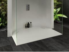Piatto doccia semicircolare UNIQUE | Piatto doccia semicircolare - Unique