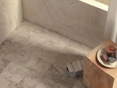 Pavimento/rivestimento effetto travertinoUNIQUE TRAVERTINE CREAM - PROVENZA BY EMILGROUP