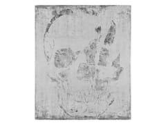 Tappeto fatto a mano rettangolare in seta UNTITLED #1062 - From the Archives