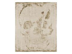 Tappeto fatto a mano rettangolare in seta UNTITLED #1063 - From the Archives