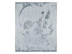 Tappeto fatto a mano rettangolare in seta UNTITLED #1065 - From the Archives