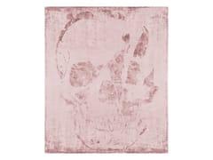 Tappeto fatto a mano rettangolare in seta UNTITLED #1066 - From the Archives